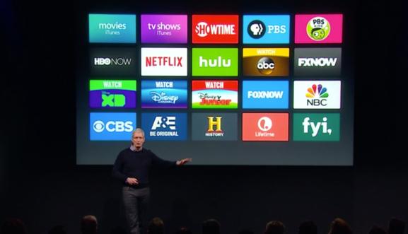 apple piattaforma streaming video