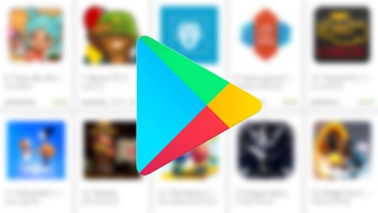 google play store android logo