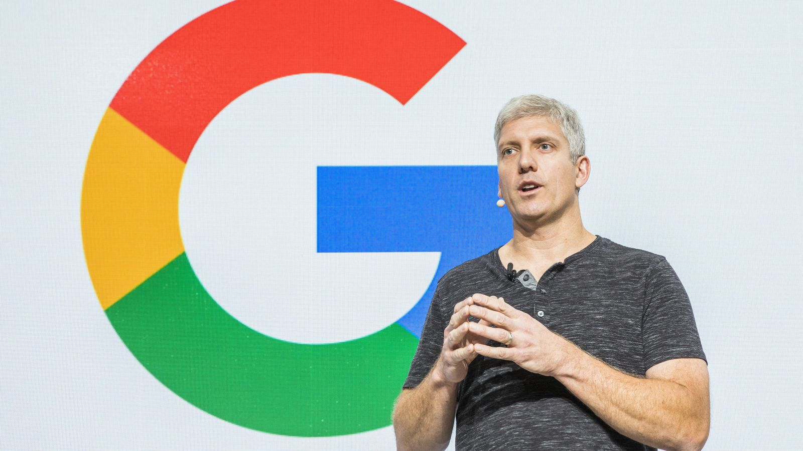 rich osterloh google
