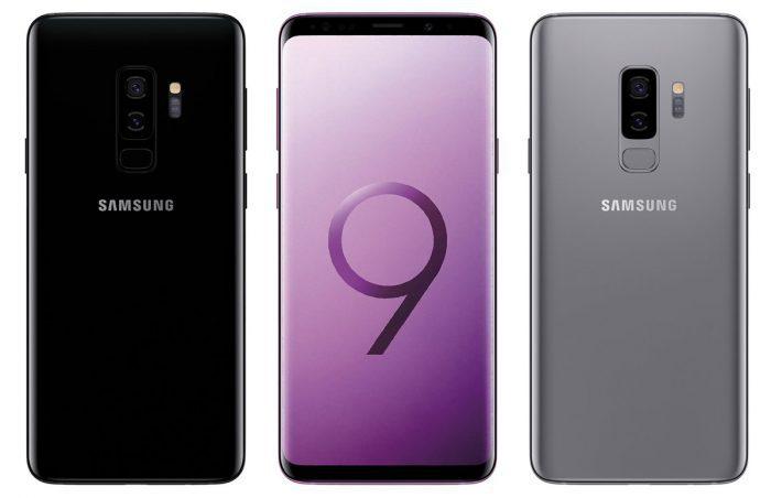 Samsung Galaxy S9 e S9+: offerte in abbonamento Vodafone, Wind e Tre
