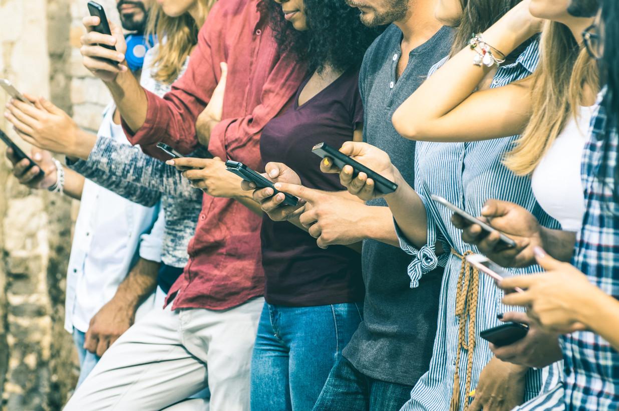 Utilizzo smartphone