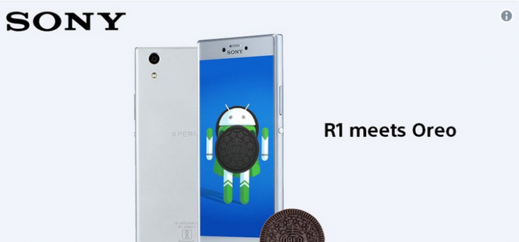 sony xperia r1 update android 8.0 oreo