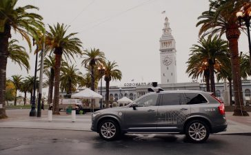 uber autonomous driving fatal accident forgives