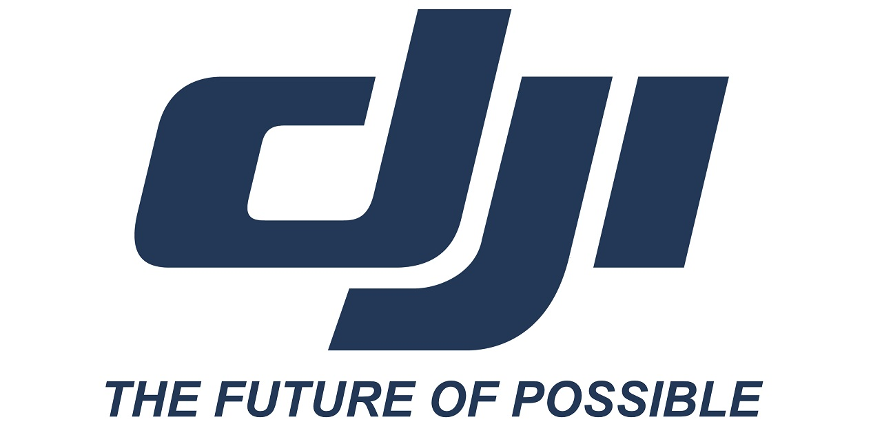 dji logo banner
