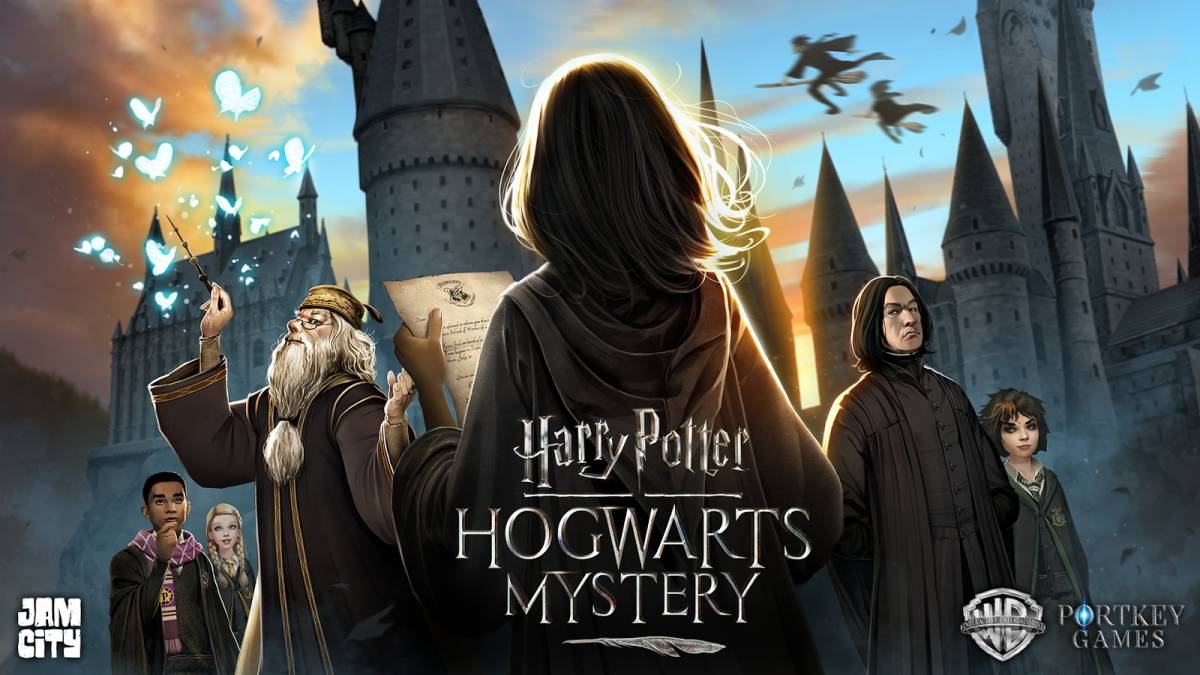Harry Potter: Mistério Oficial de Hogwarts do 25 de abril