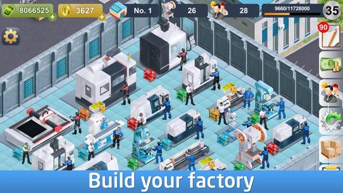 Industrialist - Factory Development Strategy