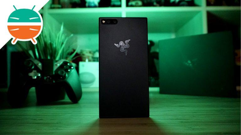 recensione razer phone