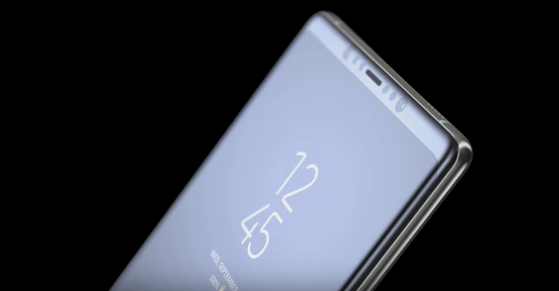 "samsung galaxy Note 9 batteria 4000 mAh e display 6,4"""