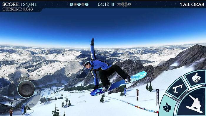 snowboard party world tour