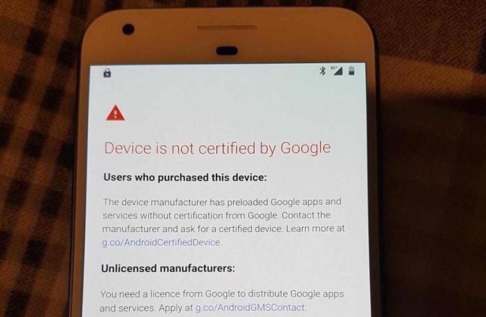 certificazione google guida