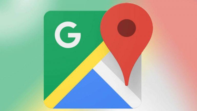 google maps indicazioni per punti di riferimento