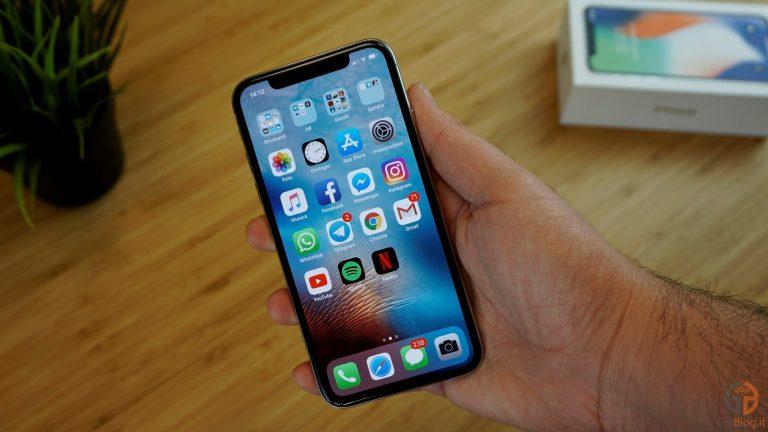 iphone x profitti 2017 tim supervaluta