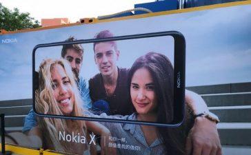 Nokia X6 echte Fotos