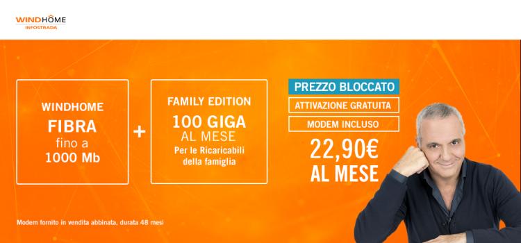 wind home fibra 22,90€