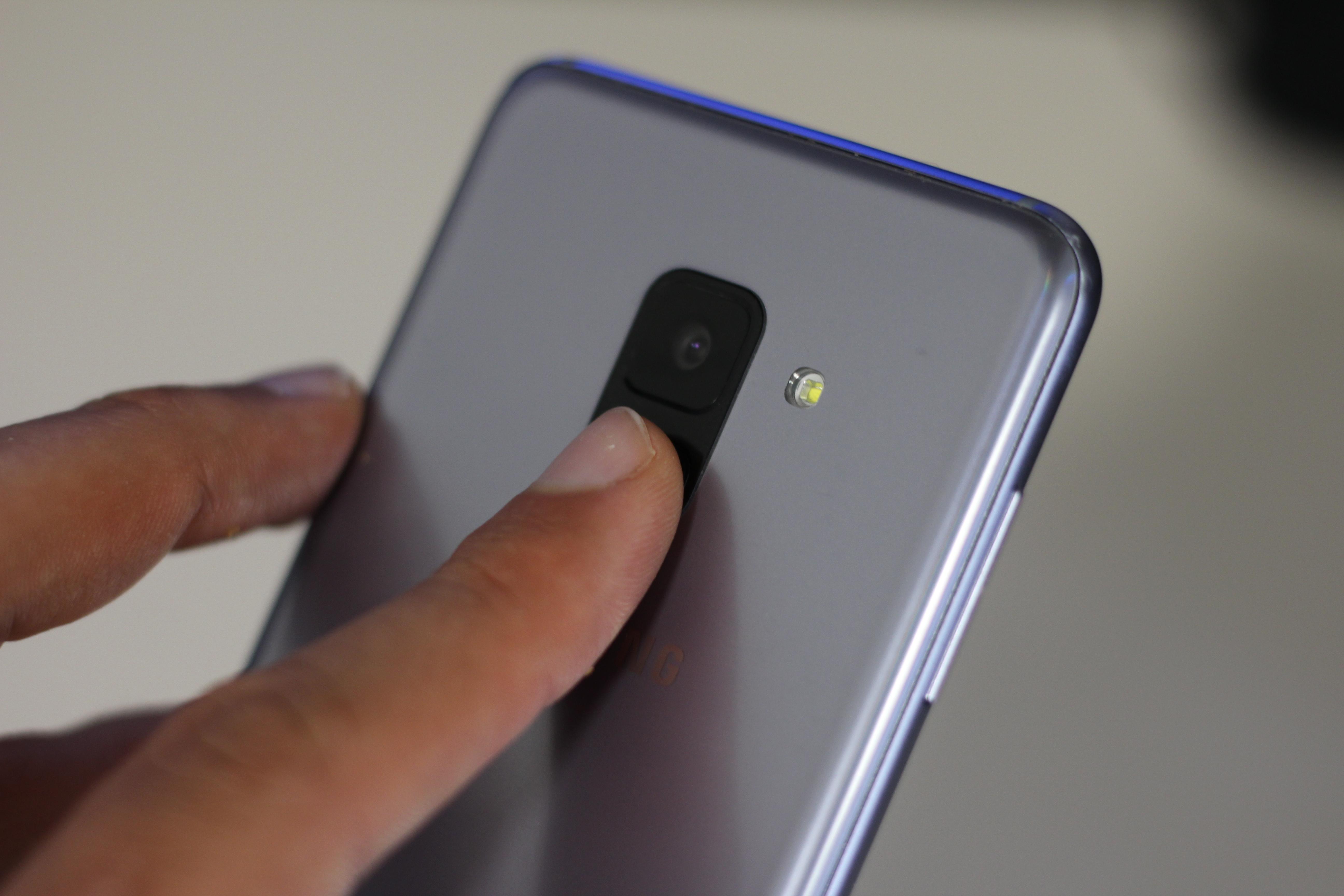 recensione Samsung Galaxy A8 2018