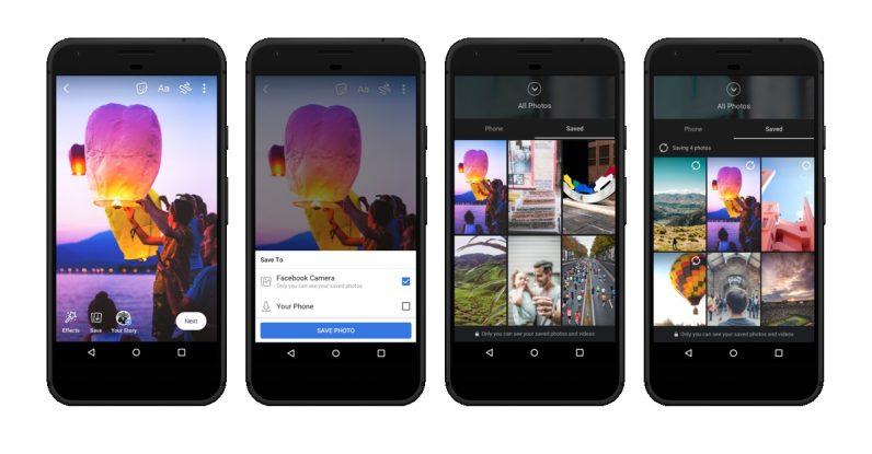 facebook stories novità
