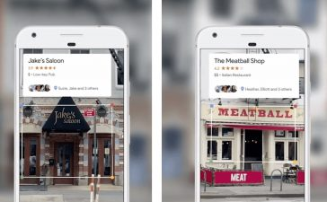 noticias de actualización de lentes de google