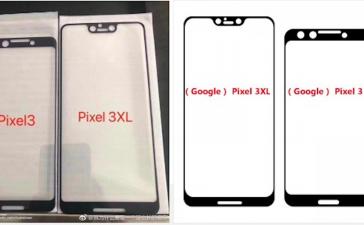 Pantalla de Google Pixel 3 y 3 xl