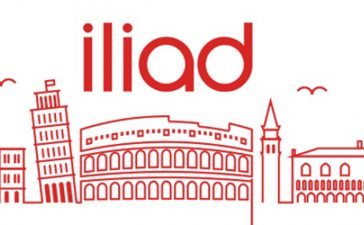 iliad 2GB traffico dati roaming