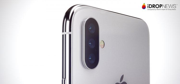 apple iphone tripla fotocamera