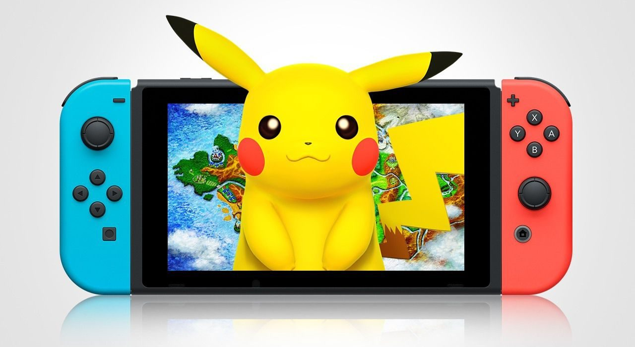 pokèmon nintendo switch