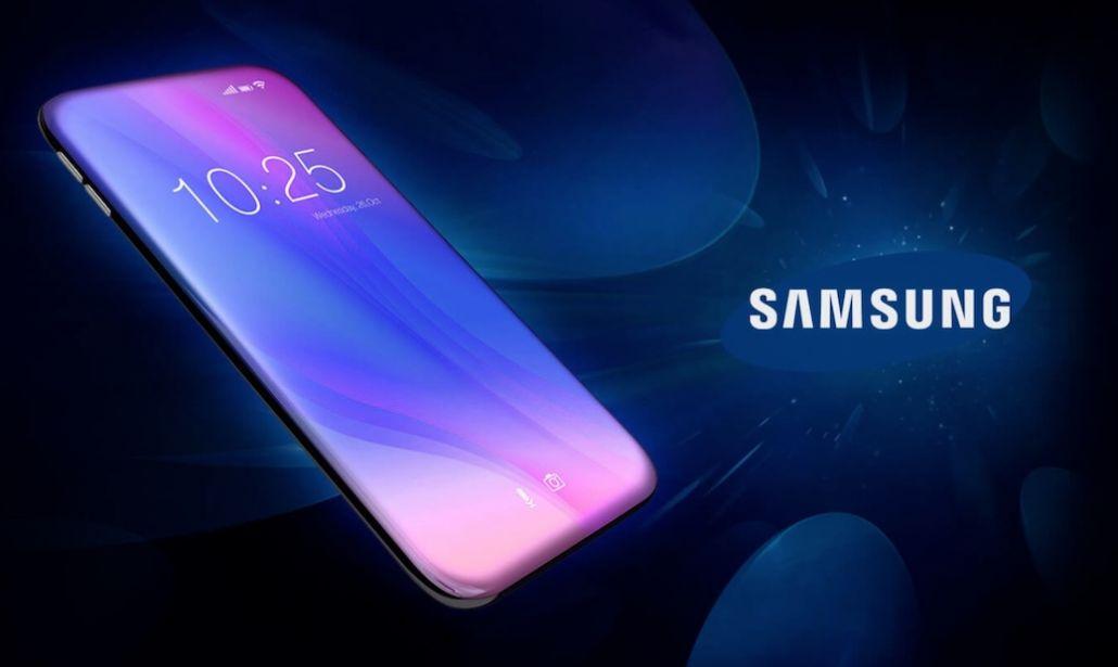 Samsung Galaxy S10 altavoz piezoeléctrico