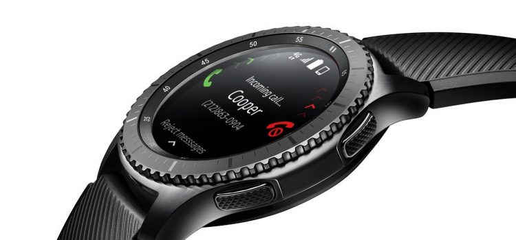 smartwatch samsung wearos android