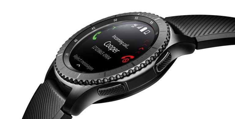 smartwatch samsung wearos android