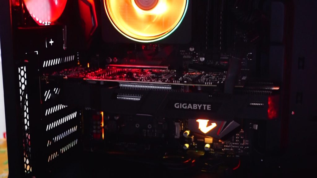 AMD Ryzen 2700X