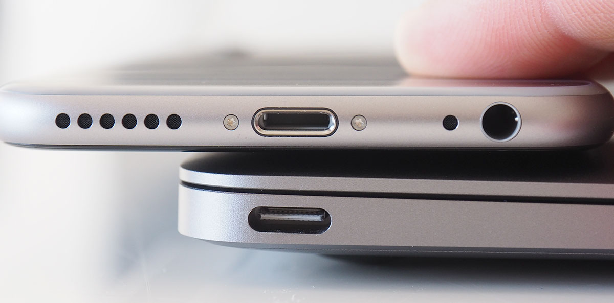 apple iphone usb type-c