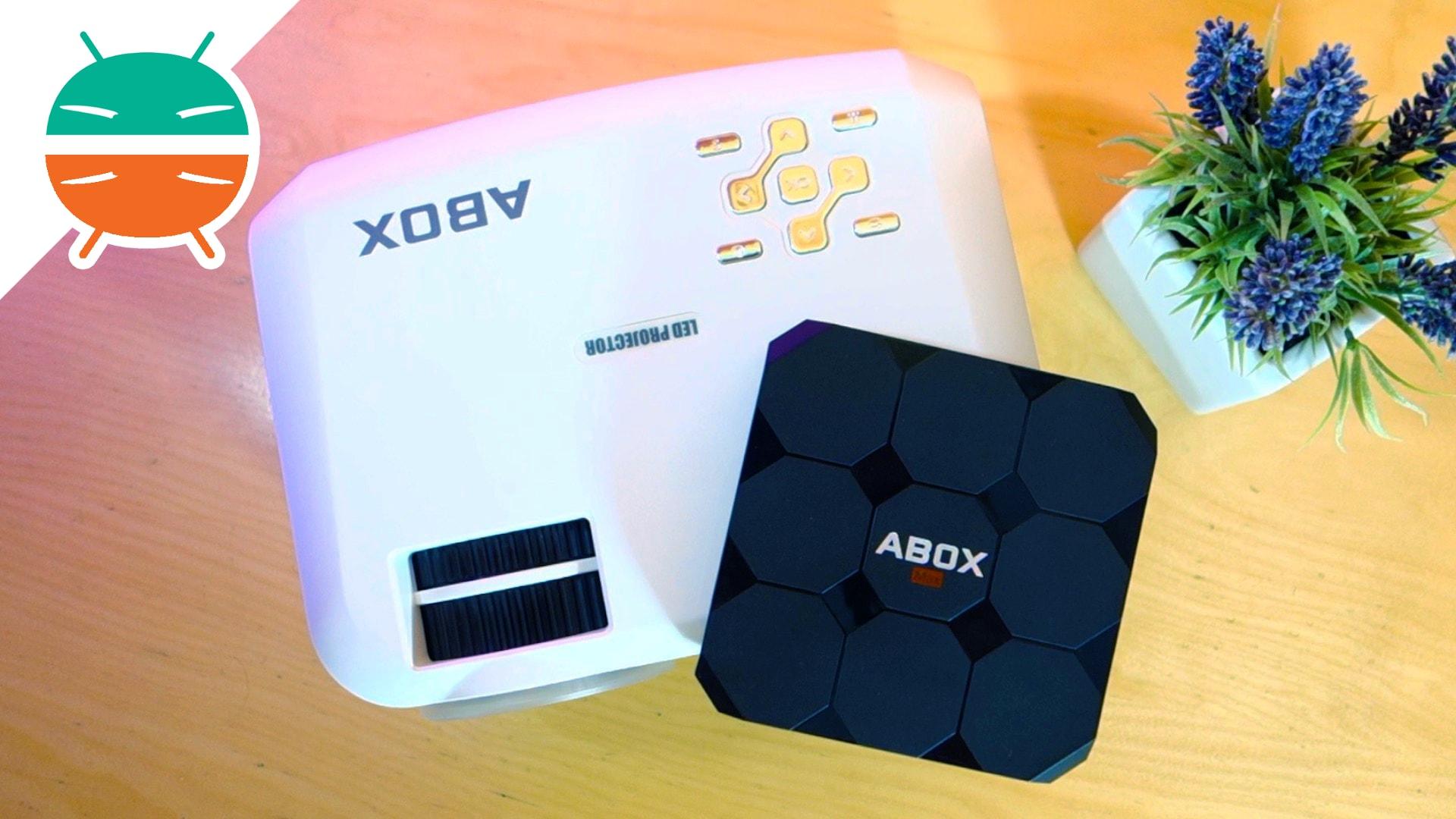 Recensione Abox A1 Max