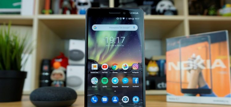 android P smartphone Nokia