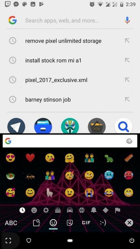 emoji android P dp3 magisk