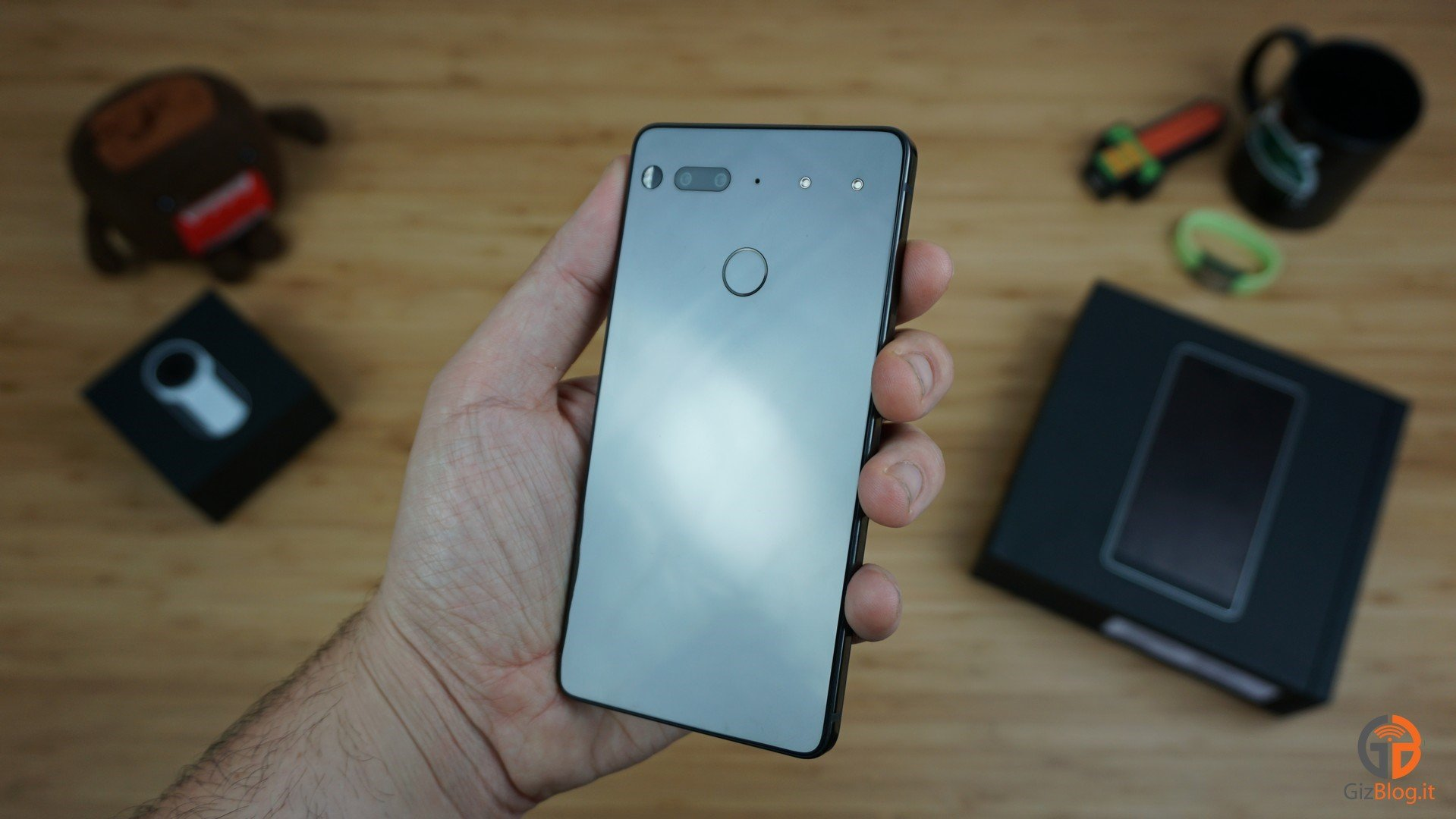 essential phone accessorio mini jack audio
