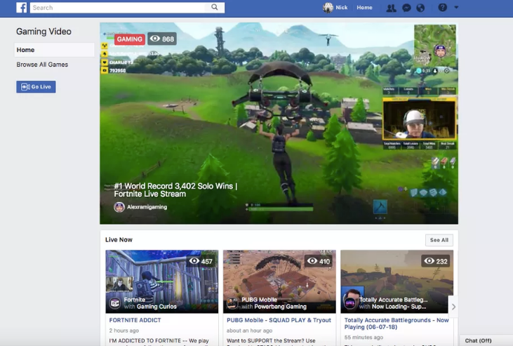 fb.gg facebook fortnite
