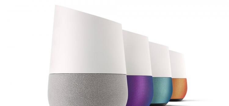 Mal funcionamiento de Google Home y Chromecast