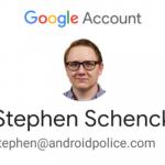 google impostazioni aggiornamento grafico 1