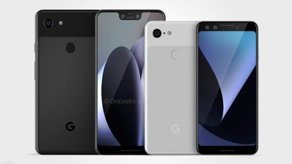 google pixel 3 e 3XL