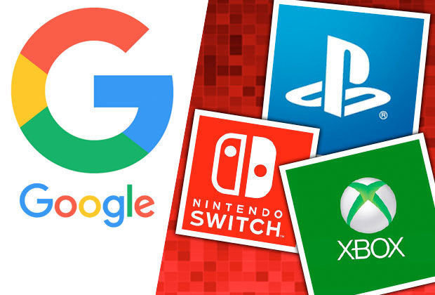 google playstation xbox nintendo switch