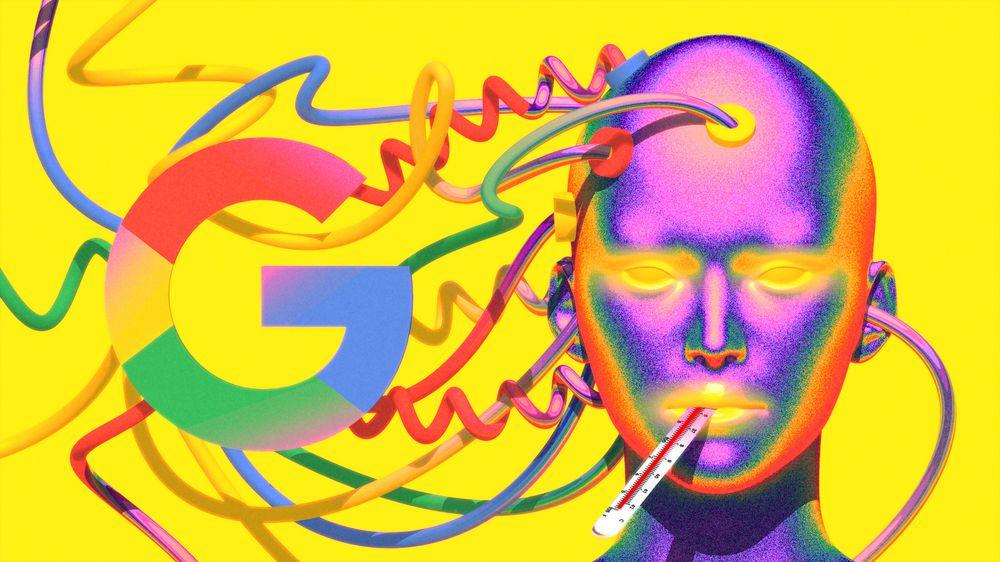 google predire morte