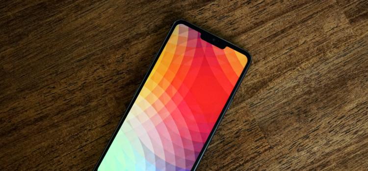 lg g7 thinq seamless update