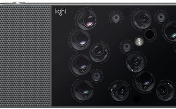 light 16 su smartphone