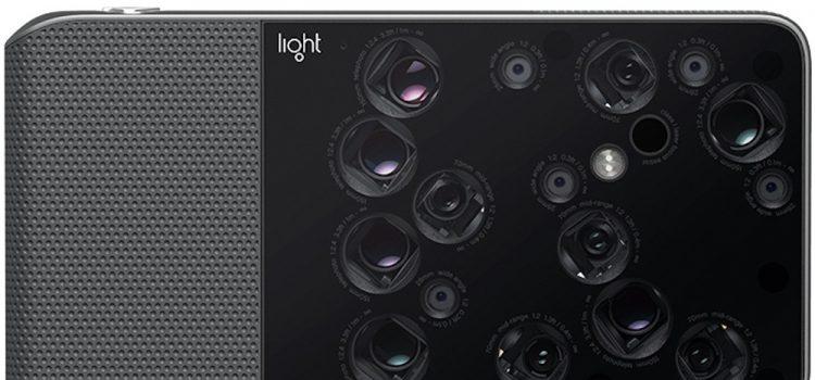 light 16 su smartphone