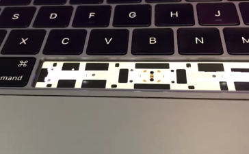 macbook pro tastiera difettosa