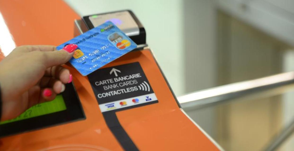 metro Milano Visa MasterCard Intesa Sanpaolo