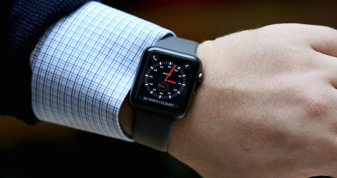 settore smartwatch primo trimestre 2018
