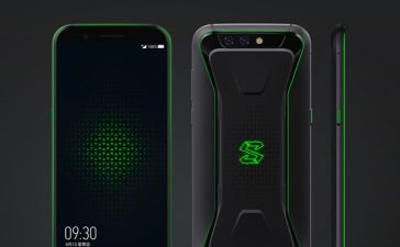 xiaomi black shark May 2018 antutu