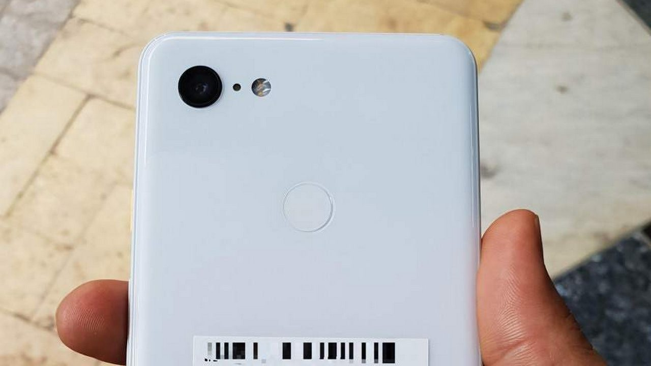 谷歌像素3 XL
