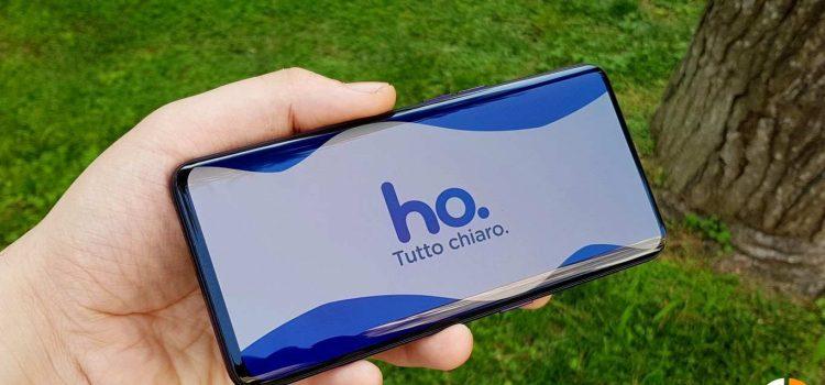 Ho mobile logo