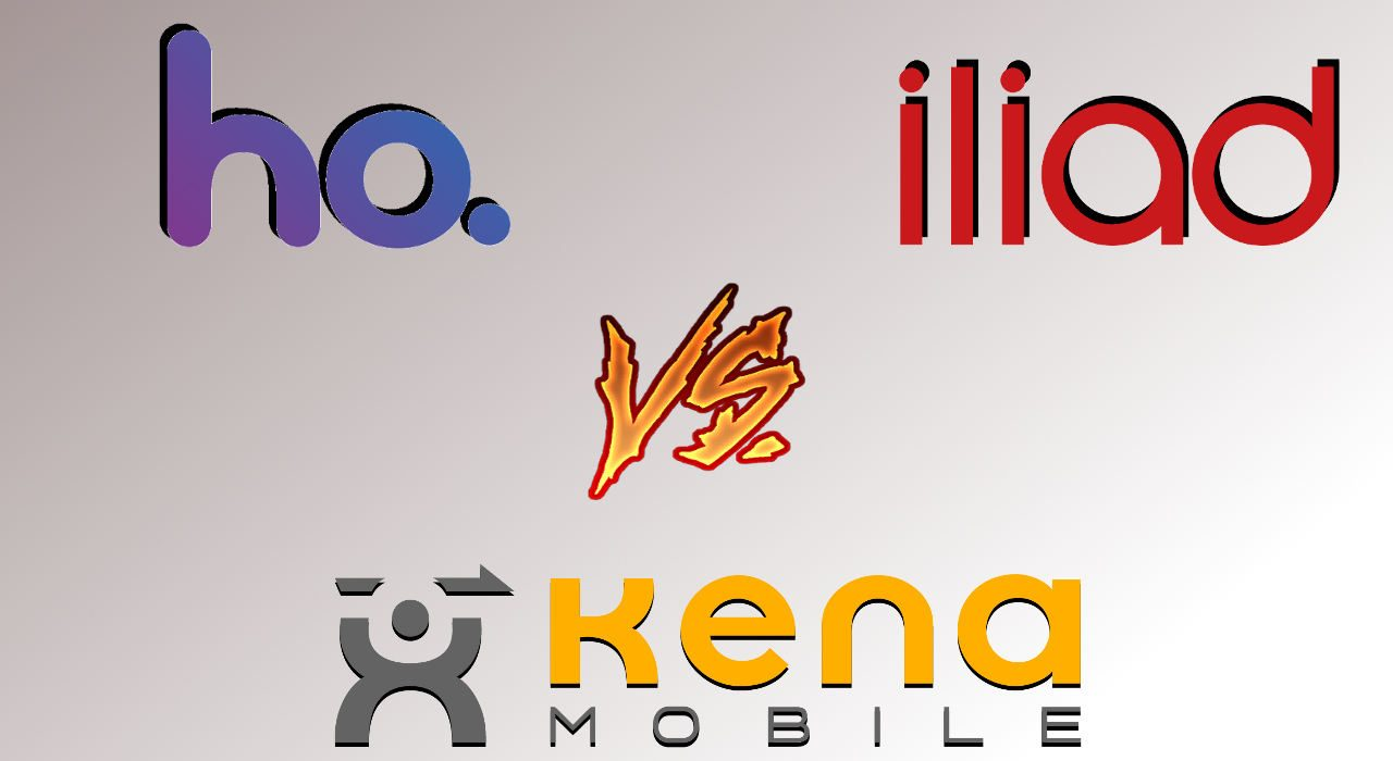 ho. mobile vs iliad vs kena mobile